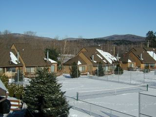 Windham condo photo - View of Windham Mt. Village
