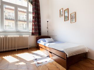 Budapest apartment photo - Two daybeds in second room