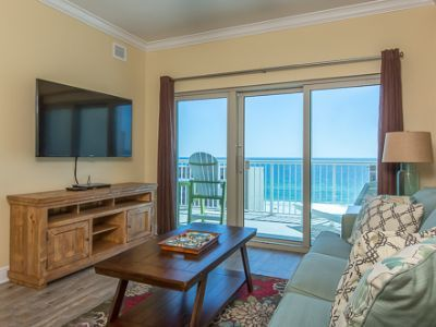 Enjoy Beautiful Gulf Views From Our Recently Renovated High Rise Condo!