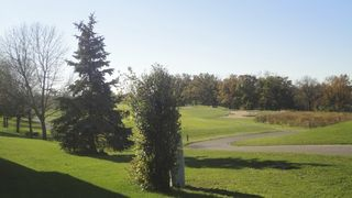 Three 18-hole championship courses are located on property - Lake Geneva cottage vacation rental photo