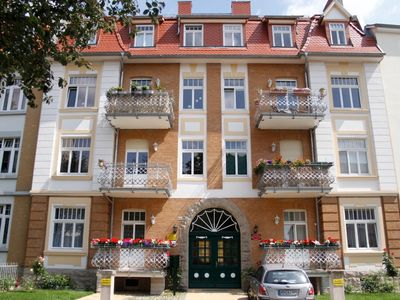 Stylish living near the old town, the university and the hospital - FeWo 1