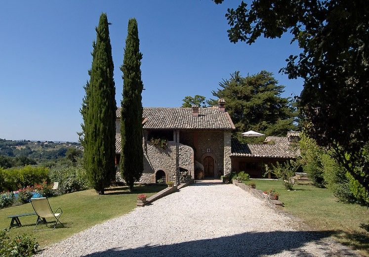Il Casale di Max - A piece of heaven in the middle of Sabina country