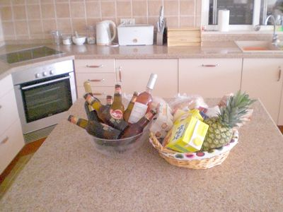 Tavira Town villa rental - WELCOME PACK