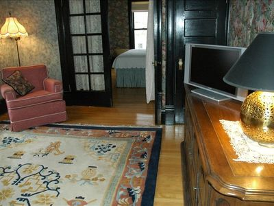 Bozeman house rental - The Madison Suite and bath