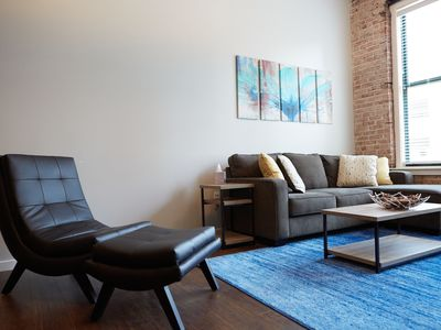 2 BR 2BA Downtown Loft In Historic Building - Quality Hill Lofts