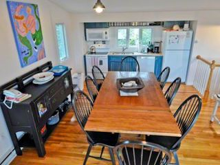 Oak Bluffs cottage photo - The Open Layout Also Includes Dining Area & Kitchen