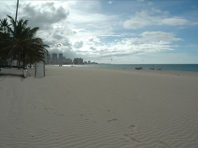 Incomparable Ocean Park beach, 2 very short blocks down our street