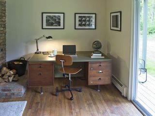 living room office nook - Great Barrington property vacation rental photo