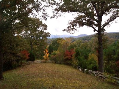 Front Yard Porch View, Unmatched Setting on 40 Acres-3 miles to town.