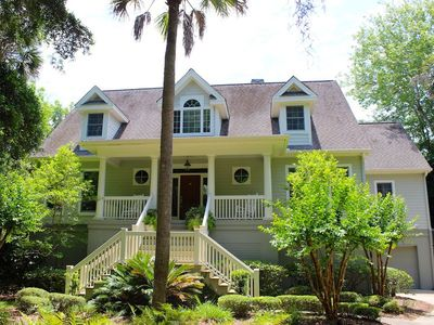 Private Kiawah Vanderhorst Plantation Home! 4BR! Walk to Beach! Lagoon Views!