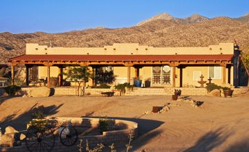 Pioneertown house rental - Enjoy the Peace and Calm of the High Desert in our New Executive Home.