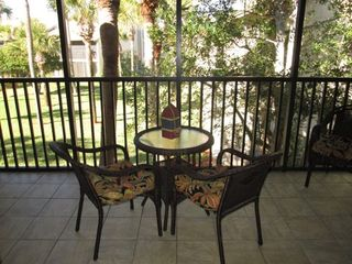 St. Augustine Beach condo photo - Screened Porch