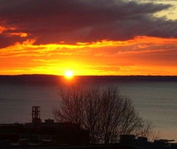 Enjoy the sunset over the Puget Sound from your Vacation Rental