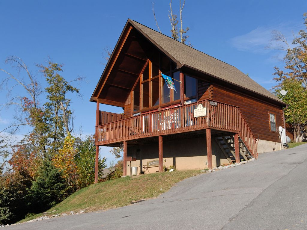 Smoky Mountain Cabin Miss Bee Haven 236 Vrbo