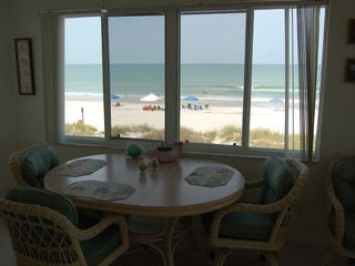 Redington Shores condo photo - View from Dining Room Table