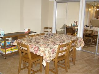 Seven Springs condo photo - dining room