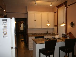 Chicago apartment photo - View of Kitchen Counter/Breakfast Bar