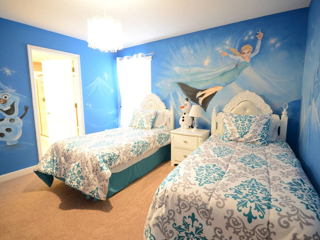 WOW Awesome 8 Bed 5 Bath FROZEN Themed VRBO