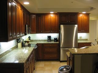 Belmont Towers Ocean City condo photo - Second view of Kitchen