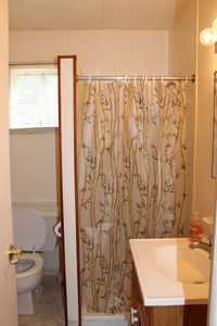 Pomme de Terre Lake house rental - Bath 2 shower