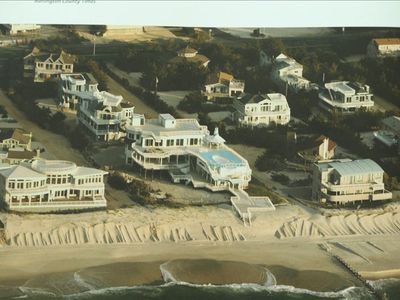 Aerial view as featured in the book New Jersey 24/7.