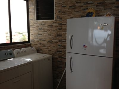 Washer Dryer Fridge