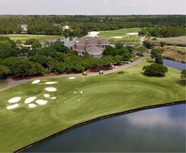 DeBordieu Golf & Tennis available for rental guests (fees apply) with membership
