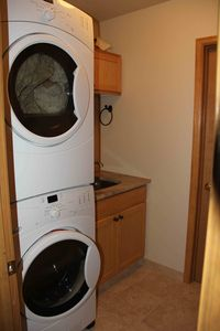 Woodmoor Breckenridge house rental - Laundry room