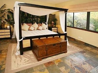 Manuel Antonio house rental - Bedroom