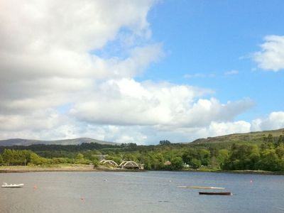 Holiday home just ten minute's walk from Kenmare town on 30 acres
