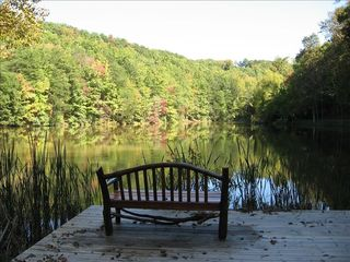 Lookout Mountain cabin photo - Laurel Lake
