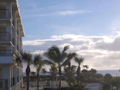 Cocoa Beach condo rental - Stunnning view, relax on the beach..ahhhh, wonderful. Just 50 steps to the beach