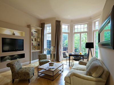 Kensington & Chelsea apartment rental - Living Room View