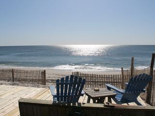Holgate house photo - Oceanfront views!