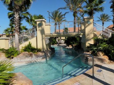 Regal Palms townhome rental - Lazy River