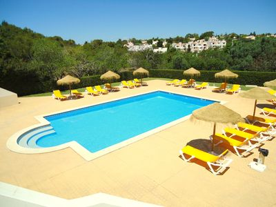 Pedra Grande apartment rental - Communal pool