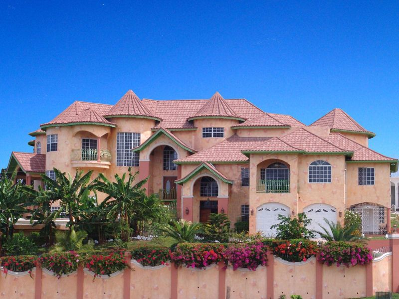Dream Castle Villa Montego Bay Jamaica Great Discounts