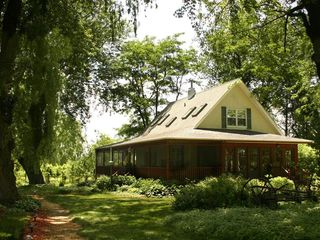 Lake Sinissippi cottage photo - .