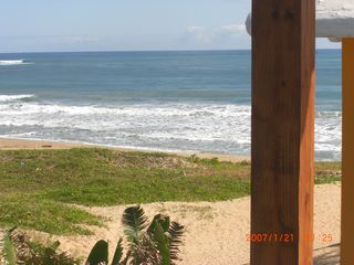 Sitting in SPA and looking at the ocean - June 2012 - Cabarete villa vacation rental photo