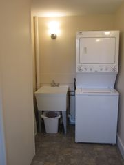 Woodstock house photo - Separate Laundry room