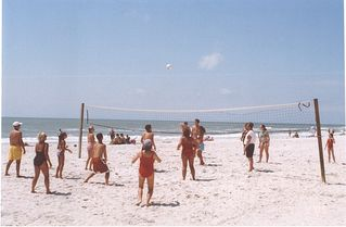 Madeira Beach condo photo - Volleyball