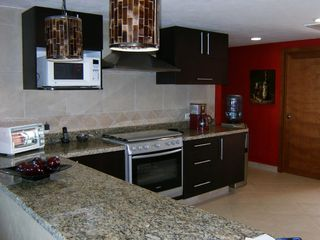 Puerto Vallarta condo photo - Full Size Kitchen
