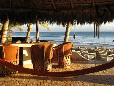 Extraordinary Villa on the Sand in Private/Gated Surf Beach