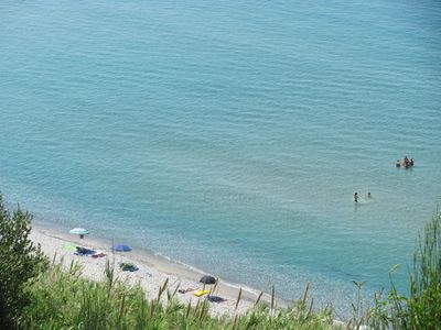Vacation home in Cilento Coast - Sea Blue Flag 2015