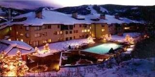 Beaver Creek condo rental - Pool, Sauna & Hot tub area only 30 yds from door