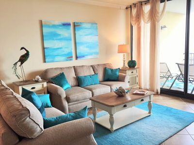 Luxurious and Beautiful Beachfront Holiday Isle condo with incredible amenities!