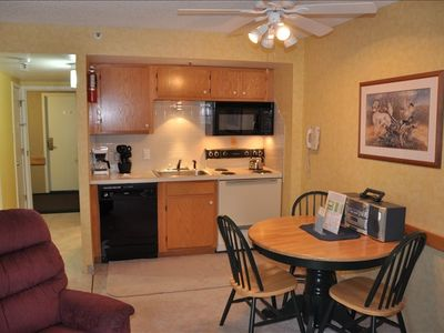 Silvercreek Studio 1125 Everything you need for a comfortable vacation