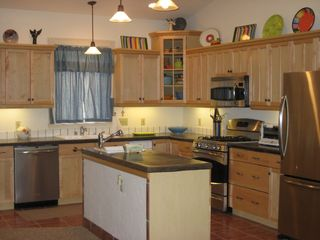 Pendaries house photo - Fully equipped modern kitchen with dishwasher