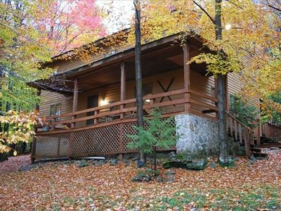 Canaan Valley house rental - Welcome to Otters Den!