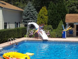 Hampton Bays house photo - Great waterslide!